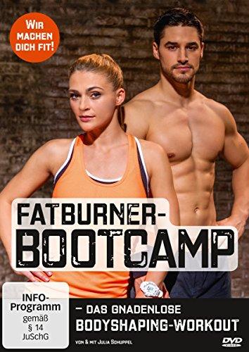 Bild von Fatburner-Bootcamp - Das gnadenlose Bodyshaping-Workout