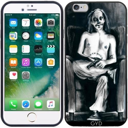SilikonHülle für Iphone 6/6S Plus - Der Clown, Der Nicht Lustig War by (Beängstigend Clow)