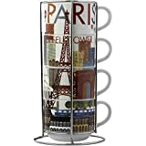 Prima Cityscape Paris Stack Rack