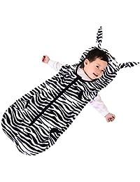 FYABB Bolso De Dormir del Otoño del Bebé, Anti-Retroceso De La Historieta del Chaleco-Estilo, para El Sueño Casero,…