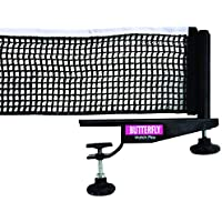 Butterfly Matchplay Table Tennis Net & Post Set - 11308