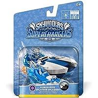 Skylanders SuperChargers - Splatter Platter Splasher Blue Deco
