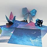 #10: Fancyku Origami Paper for Arts and Crafts (Star Pattern - 7.8 x 7.8 cm - 176 Sheets)