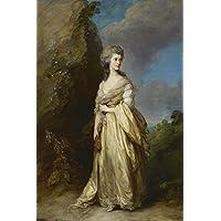 Thomas Gainsborough - Mrs Peter William Baker