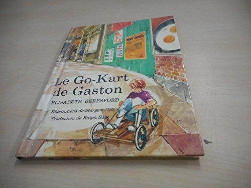 Le Go-kart de Gaston