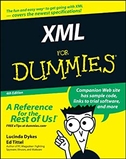 XML For Dummies (English Edition) de [Dykes, Lucinda, Tittel, Ed
