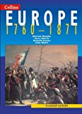 Cover of: Europe 1760-1871 (Flagship History) | Derrick Murphy, Terry Morris, Richard Staton, Sally Waller