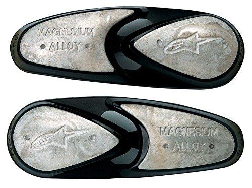 Preisvergleich Produktbild Alpinestars Ersatz-Schleifer Magnesium Toe Slider Silber