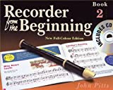 Pitts: Recorder From The Beginning (2004 Edition) Pupil's Book 2 (with CD)