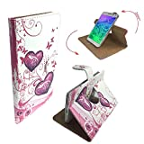 HUAWEI ASCEND G610 Smartphone Tasche / Schutzhülle mit