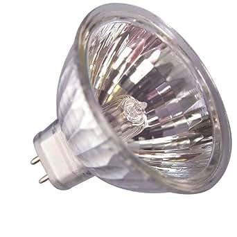 Ampoule spot halogene dichroique GU5.3 MR16 12V 50W