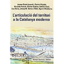L'articulació del territori a la Catalunya moderna (Bofarull)