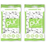 (2 Pack) - Pur Gum - PUR Gum Coolmint Bag | 80g | 2 PACK BUNDLE