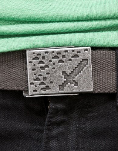 Minecraft Ironsword ceinture de gros / très grand