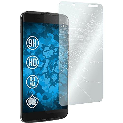 Preisvergleich Produktbild 1 x Glas-Folie klar für BlackBerry DTEK60 PhoneNatic Panzerglas für DTEK60