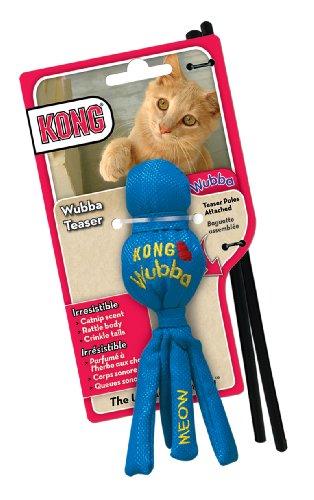 katzeninfo24.de Kong 46632 Wubba Cat Teaser