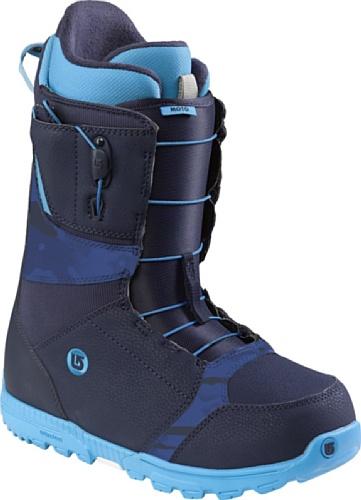Herren Boots Moto, Blue, 9.0, 10436101400