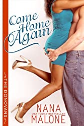Come Home Again: BWWM New Adult Romance (The Donovans Book 1) (English Edition)