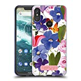 Official Turnowsky Floral Blooms Essence Of Blossom Soft Gel Case for Motorola One Power (P30 Note)