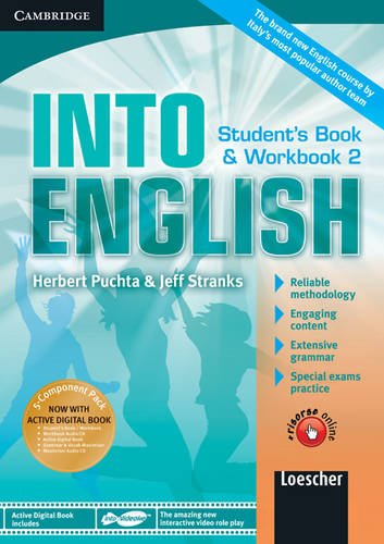 Into english. Student's book-Workbook-Maximiser. Per le Scuole superiori. Con CD Audio. Con DVD-ROM. Con espansione online: 2