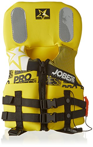 Jobe Erwachsene Westen Progress Neo Safety Vest, Gelb, One size, 244915010CHILD (Weste Neo Kind)