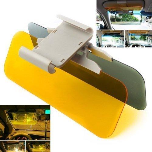 Gearmax® Gafas Conductor Reflejos de Espejo de Auto Coche Espejo de la Visera de día y Noche