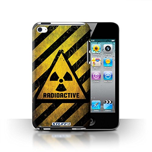 Coque de Stuff4 / Coque pour Apple iPhone 5/5S / électricité Design / Signes de Danger Collection Radiation
