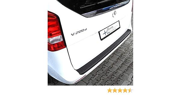 Schätz Premium Ladekantenschutz Carbon Design Mit TÜv Laborbericht Mercedes V Klasse Vito W447 Auto