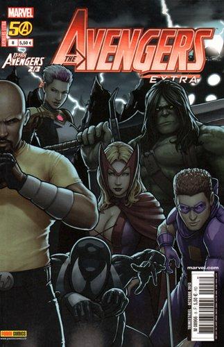 Avengers Extra, N° 8 : Dark avengers 2/3