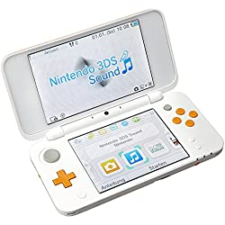 Nintendo New 2DS XL Consala color blanco