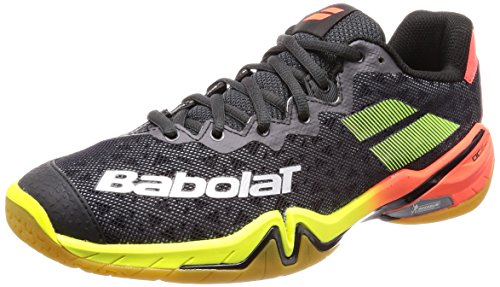 Babolat Badmintonschuh Shadow Tour Men 2018 Schwarz Topmodell (43)