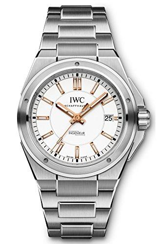 IWC Ingenieur Automatisch IW323906 Armband Silber Stahl ?zle Mens Wahlschalter IWC