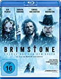 DVD Cover 'Brimstone [Blu-ray]