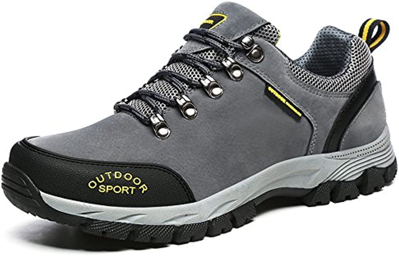 Yajie-scarpe Scarpe Sportive da Uomo Scarpe Stringate Piatte Scarpe Sportive da Esterno Resistente all'Acqua per... | Scelta Internazionale  | Sig/Sig Ra Scarpa