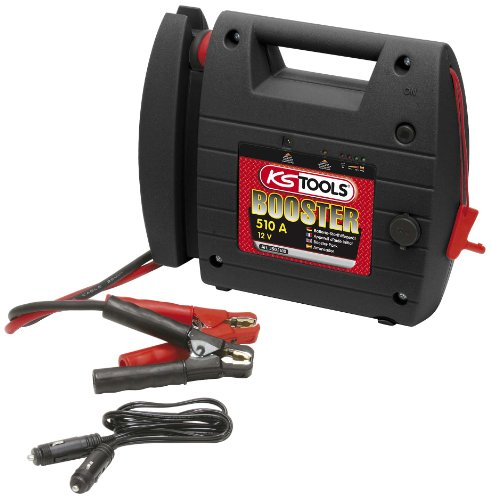 KS Tools 550.1610 12 V Batterie-Booster, 510 A