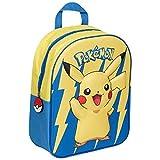 "Pokemon ""Pikachu"" 3D Kinderrucksack Rucksack (POK-8114)"