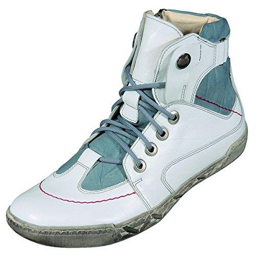 MICCOS Shoes Bottes/Bottines d'équitation 270538 - weiss/blaugrau