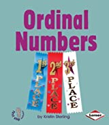 Ordinal Numbers (First Step Nonfiction (Paperback)) by Kristin Sterling (2007-09-01)