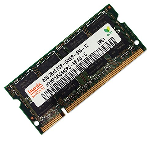 Hynix 2GB Ddr2 Laptop RAM 800 MHZ