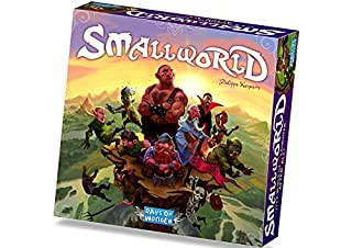 Days of Wonder DOW 7901 Small World Board Game by Game (B0024H7OF6) | Amazon Products