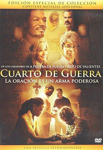 Cuarto De Guerra DVD Pelicula Cristiana/AUDIO Y SUBTITULOS ESPANOL E - Peliculas Espanolas