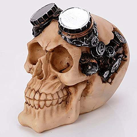 Skull Head,Creative Human Skull Head Bone Mode.