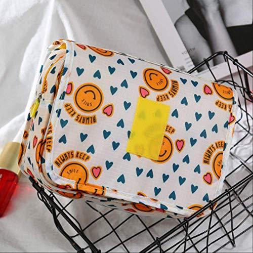 Pacchetto Wbdd Make Up Bag Hanging Cosmetic Borse Impermeabile Grande Viaggio Bellezza Cosmetica Bag 17