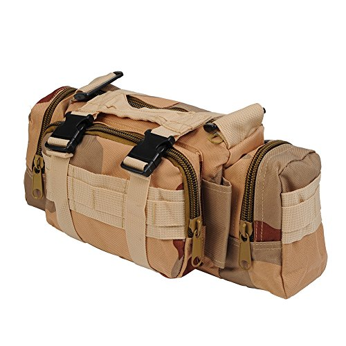 Molie 8cmx18cmx30cm Sport Outdoor Military Rucksacks Tactical Backpack Camping Hiking Trekking Bag Threesand
