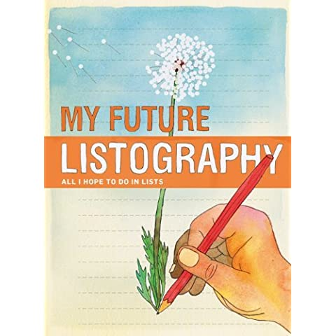 My Future Listography by Lisa Nola (1-May-2011) Paperback