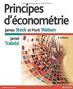 Principes d'Econometrie 3e Edition de James Stock