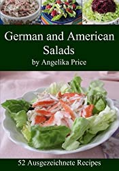 German and American Salads by Angelika Price (2014-04-27)