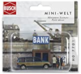 Busch 7701 - Mini Welt: Banküberfall