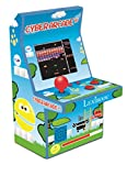 """Lexibook JL2950 - Console Portatile, Cyber Arcade, Kidstech Cosmetic, 300 giochi classici, Schermo a colori LCD da 2.5"""", a batterie, Multicolore"""