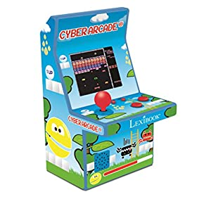 Consola Cyber Arcade Lexibook JL2950 con 300 juegos